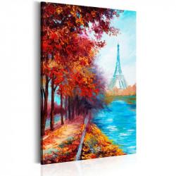 Billede - Autumnal Paris