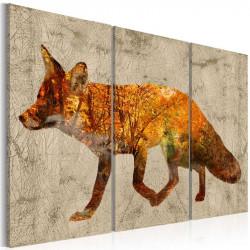 Billede - Fox in The Wood