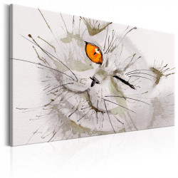 Billede - Grey Cat