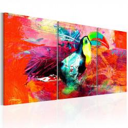 Billede - Colourful Toucan