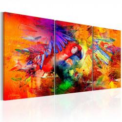 Billede - Colourful Parrot