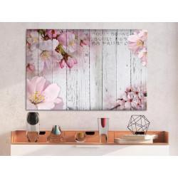 Billede - Flowers on Boards...