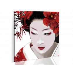 Billede - Japanese Geisha