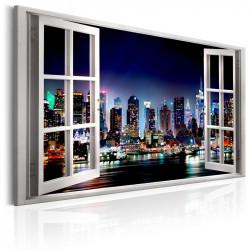Billede - Window: View of...