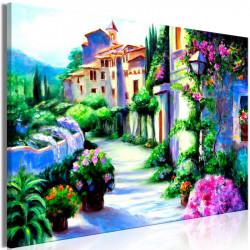 Billede - Flower Street (1...