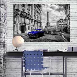 Billede - Car in Paris (1...