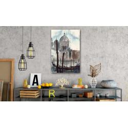 Billede - Watercolour Venice