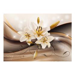 Fototapet - Golden Lily