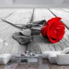 Fototapet - Abandoned Rose