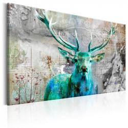 Billede - Green Deer