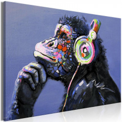 Billede - Musical Monkey (1...