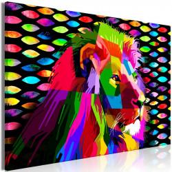 Billede - Rainbow Lion (1...