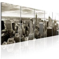 Billede - Grey Manhattan