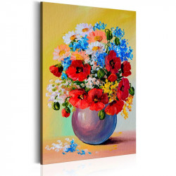 Billede - Bunch of Wildflowers