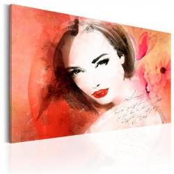 Billede - Crimson Lady