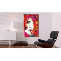 Billede - Woman in Poppies