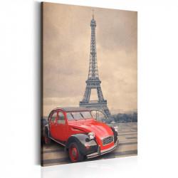 Billede - Retro Paris
