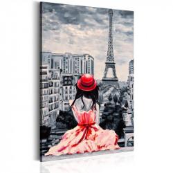 Billede - Romantic Paris