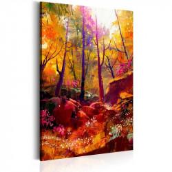 Billede - Painted Forest