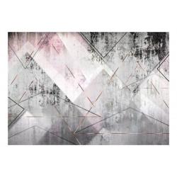 Fototapet - Triangular...