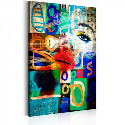 Billede - Kiss of Modernity
