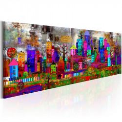 Billede - Fantasy City