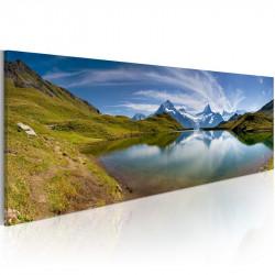 Billede - Mountain lake