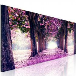 Billede - Purple Spring
