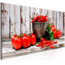 Billede - Red Vegetables (1...