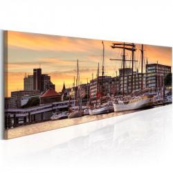 Billede - Port in Hamburg