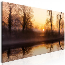 Billede - Winter Sunset (1...