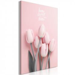 Billede - Six Tulips (1...