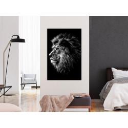 Billede - Blue-eyed Lion (1...