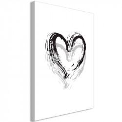 Billede - Brush Heart (1...