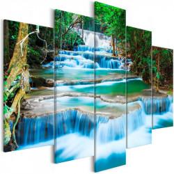 Billede - Waterfall in...