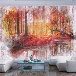 Fototapet - Autumnal Forest