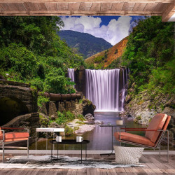 Fototapet - Reggae Falls