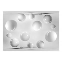 Selvklæbende fototapet - Balls