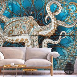 Fototapet - Zen Octopus