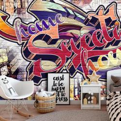Fototapet - Cool Graffiti