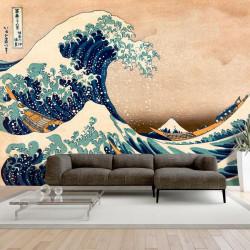 Fototapet - Hokusai: The...