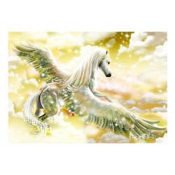 Fototapet - Pegasus (Yellow)