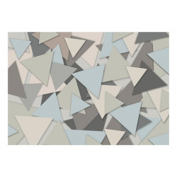 Fototapet - Geometric Puzzle