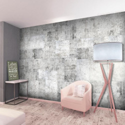 Fototapet - Concrete: Grey...