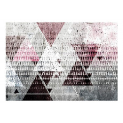 Fototapet - Triangles
