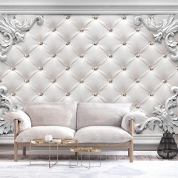Fototapet - Quilted Leather