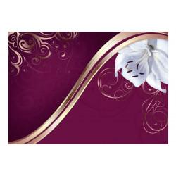 Fototapet - Floral umbrella