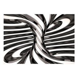 Fototapet - Black and white...
