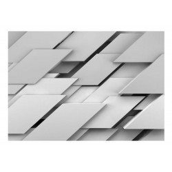 Fototapet - The Edge of Gray