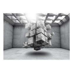 Fototapet - Concrete Prison